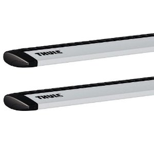 Kit 2 Barras Aluminio Thule Wingbar 969 1270mm