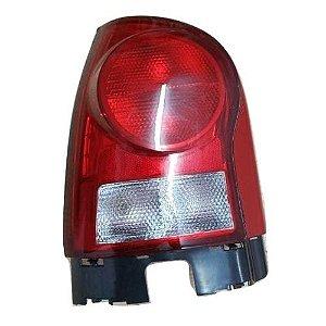 Lanterna Traseira Cofran Gol G4 2006 a 2011 Bicolor Esquerdo