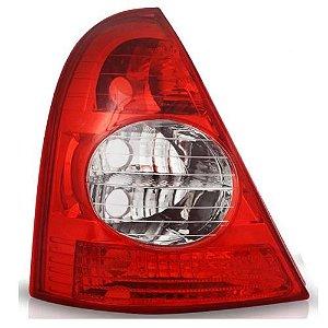 Lanterna Traseira Cofran Clio Hatch 2003 a 2010 Esquerdo