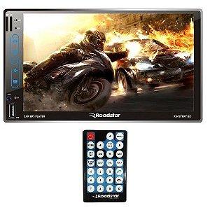 Multimidia RS707 MP7 Tv Digital Espelhamento e GPS Roadstar