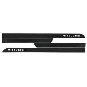 Kit Friso Lateral GPI Mitisubishi L200 Triton 2018 a 2020 Cinza Londrino