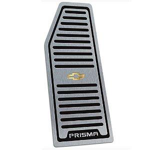 Descanso De Pé Aço Inox Chevrolet Prisma 2013 a 2019
