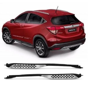 Estribo Lateral C&K Honda HRV 2015 a 2020 Modelo Original