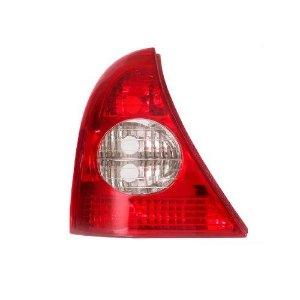 Lanterna Traseira Clio Hatch 2002 a 2011 Esquerdo Automotive Imports