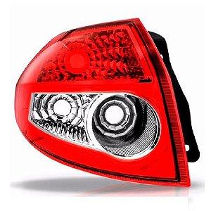 Lanterna Traseira Rufato Ford Ka Hatch 2008 a 2012 Esquerdo