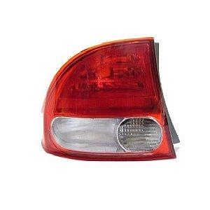 Lanterna Traseira Depo Honda Civic 2007 a 2011 Canto Esquerdo
