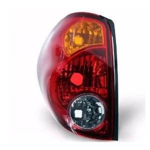 Lanterna Traseira TYC L200 Triton 2007 a 2012 Esquerdo