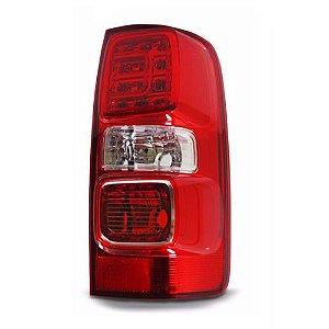 Lanterna Traseira Rufato S10 2012 a 2018 Direito com Luz Neblina de Led