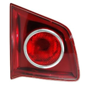 Lanterna Traseira Rufato Spacefox 2007 a 2010 Esquerdo Interno Rosa Mala