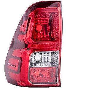 Lanterna Traseira TYC Toyota Hilux 2016 a 2019 Esquerdo