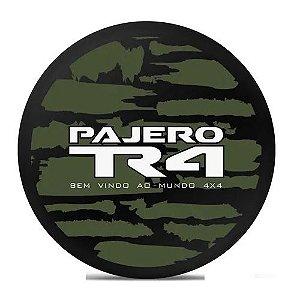 Capa de Estepe Splody Pajero TR4 2002 a 2016 Camouflage