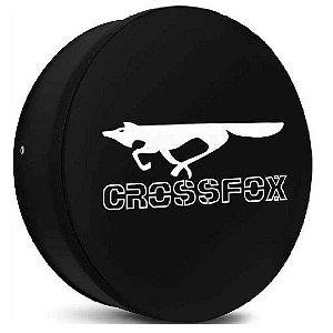 Capa de Estepe Splody Crossfox 2005 a 2018 Raposa Branca