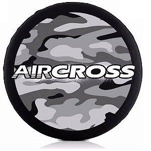 Capa de Estepe Comix Ecosport Crossfox e Aircross Camuflada
