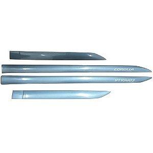 Kit Friso Lateral Gpi Corolla 2020 Cinza Celestial