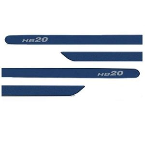Kit Friso Lateral Hb20 2012 a 2019 Azul Ocean