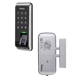 Fechadura Digital Biométrica Fr 220