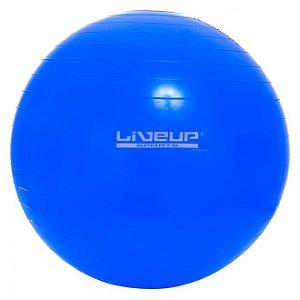 Bola Suiça 65cm Azul Live Up