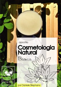 Apostila Cosmetologia Natural - Básica (eBook)