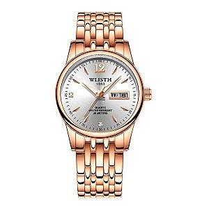 Relógio Rose Clássico