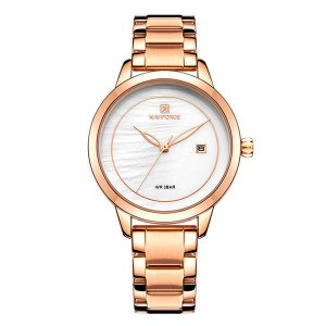 Relógio Luxo Pérola