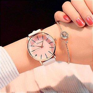 Relógio Design Poligonal