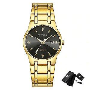Relógio Diamond Man