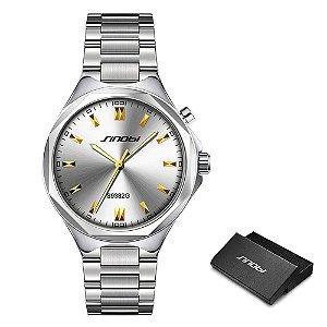 Relógio Genebra Silver