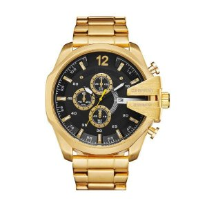 Relógio Luxury Gold