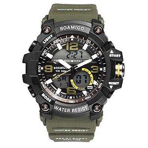 Relógio Sport Verde