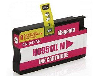 CARTUCHO COMPATÍVEL HP 951XL MAGENTA