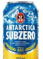 Cerveja Antarctica 350ml Lata Sub Zero