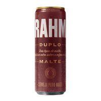 Cerveja Brahma 350ml Lata Duplo Malte