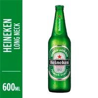 Cerveja Heineken 600ml Long Neck