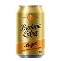 Cerveja Brahma 350ml Lt Extra Lager