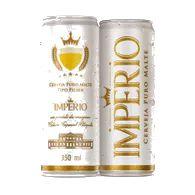 Cerveja Imperio 350ml Lt Puro Malte