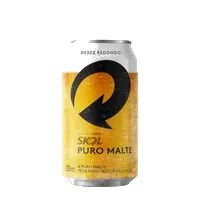 Cerveja Skol 350ml Lt Puro Malte