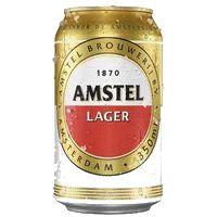 Cerveja Amstel 350ml Lt