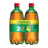 Refrigerante Antarctica 1l Pet Com 2 Lv Mais Pg Men Guarana