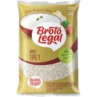 Arroz Agulhinha Broto Legal 5kg Tipo 1