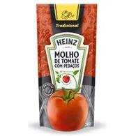 Molho Tomate Heinz 340g Sachê Tradicional