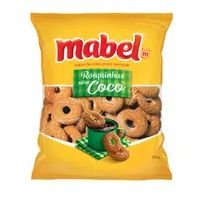 Biscoito Rosquinha Mabel 350g Coco