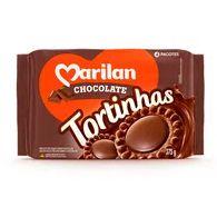 Biscoito Recheado Marilan 375g Torta De Chocolate