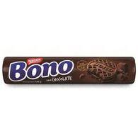 Bono Biscoito Recheado Nestlé Bono 126 Chocolate