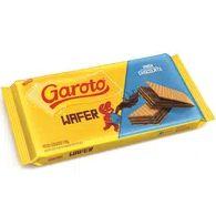Biscoito Wafer Garoto 110g Chocolate