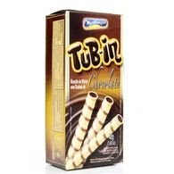Biscoito Wafer Tub-In 54g Chocolate