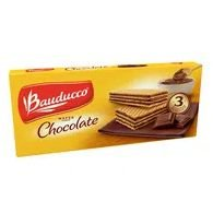 Biscoito Wafer Bauducco 140g Chocolate
