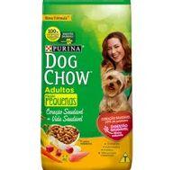 Alimento Dog Chow Adulto 1kg Raça Pequena