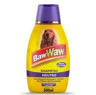 Shampoo Cão Baw Waw 500ml Neutro