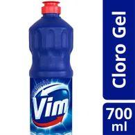 Cloro Gel Vim 700ml Original