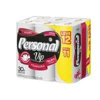 Papel Higienico Folha Dupla Personal Vip L12p11 30m